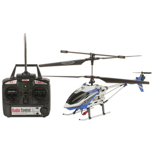 3 Channel Double Blade RC Helicopter with Gyroscope S301G