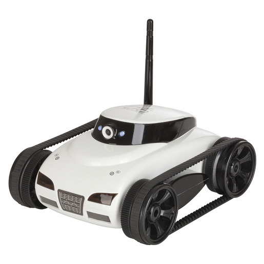Wi-Fi Rover 2.0 with Video Recording