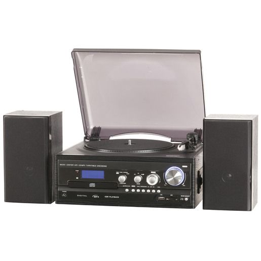 5-in-1 Multifunction Stereo