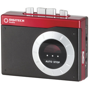 Portable Cassette Tape to MP3 Encoder with PC connection