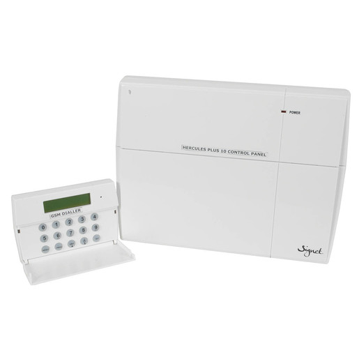 Intelligent 10 Sector Alarm System