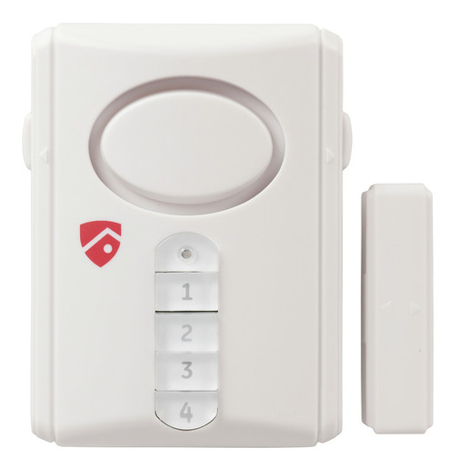 Door Alarm with Entry Chime